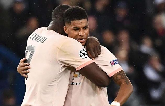 Man Utd gặp PSG, Rashford khơi gợi 1 trong những khoảnh khắc lịch sử - Bóng Đá