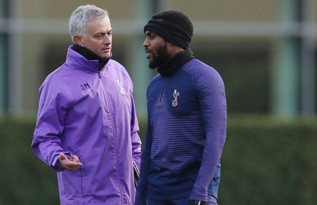 Danny Rose storms out of Jose Mourinho meeting in new documentary clip - Bóng Đá