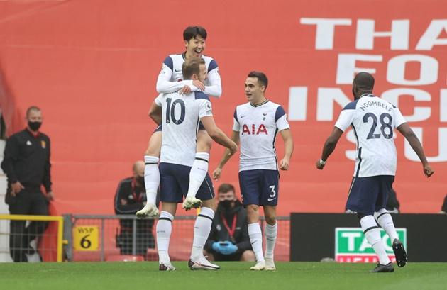 Tottenham chơi bóng rổ trên sân tập - Bóng Đá