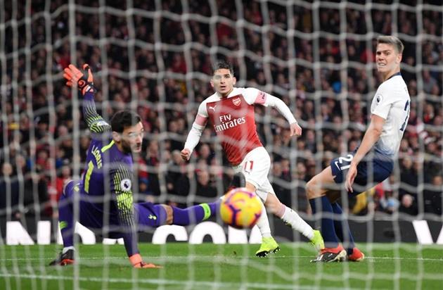 Club 388: Arsenal nhuộm đỏ Emirates ngày đại thắng derby bắc London