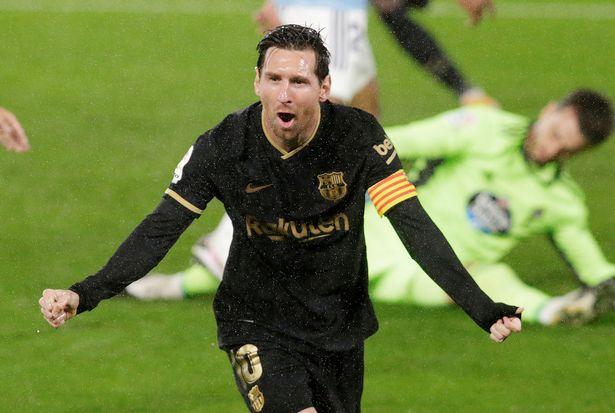 Sergio Aguero could depart Man City to make room for Lionel Messi transfer - Bóng Đá