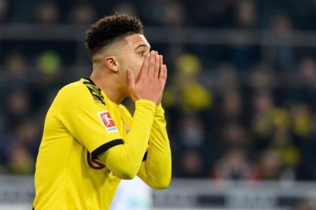 Borussia Dortmund chief drops hint over lower asking price for Manchester United target Jadon Sancho  - Bóng Đá