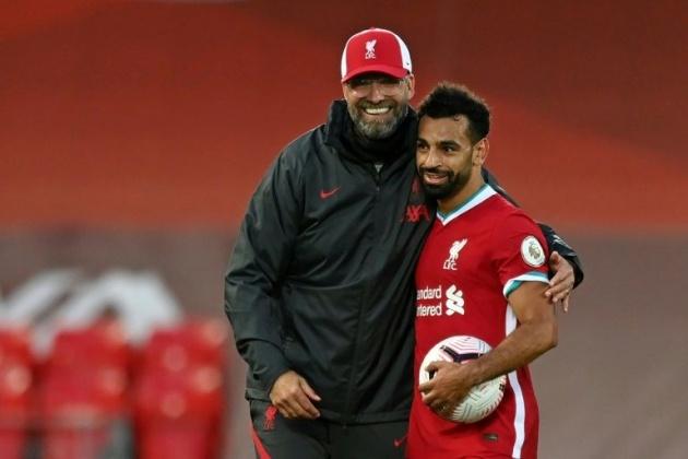 Salah đi vào lịch sử Liverpool, Klopp gửi ngay 1 thông điệp - Bóng Đá