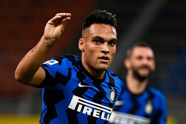 Man United eyeing up move for Lautaro Martinez  - Bóng Đá