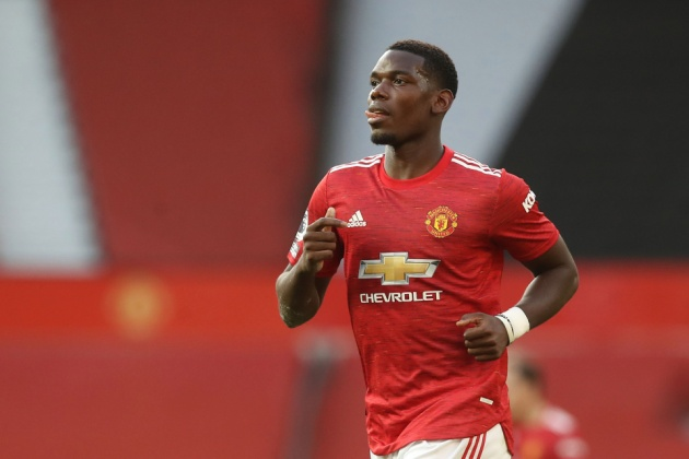 Paul Pogba và 4 ngôi sao nên rời Man Utd: