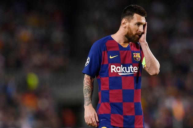 """""""Nếu rời Barca, Messi sẽ thi đấu cho chúng tôi"""""""