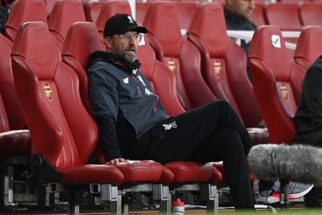 ảnh sau trận Arsenal vs Liverpool - Bóng Đá
