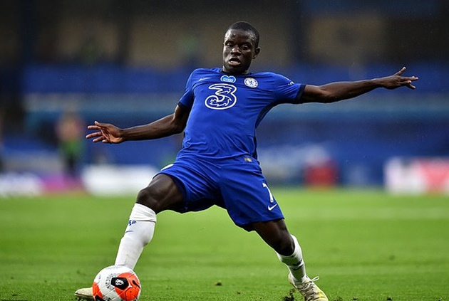 Kante want to Real Madrid - Bóng Đá