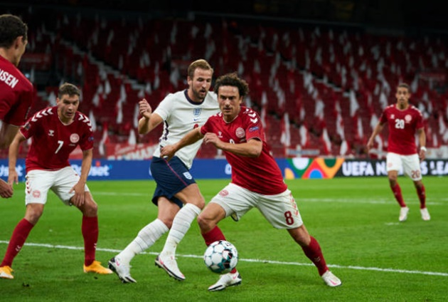 Ảnh sau trận Anh vs Đan Mạch - Bóng Đá