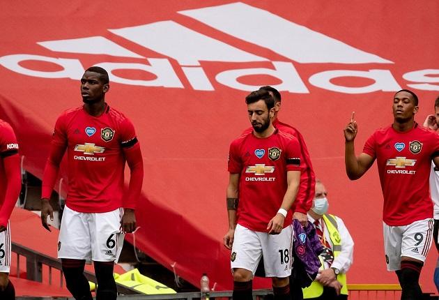 Man Utd star Bruno Fernandes is 'angry' over transfer activity and has Solskjaer sack view - Bóng Đá