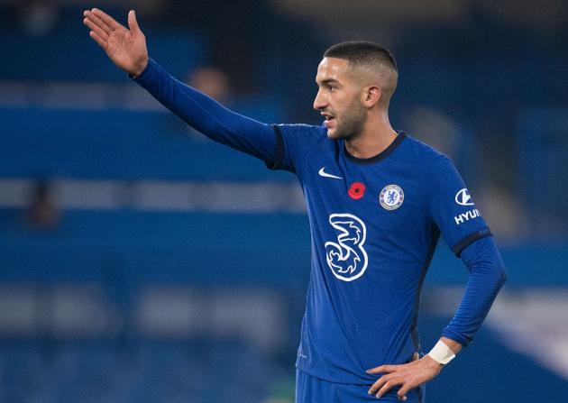Một thông tin rất thú vị  về Hakim Ziyech dành cho các cổ động viên của đội bóng Chelsea.