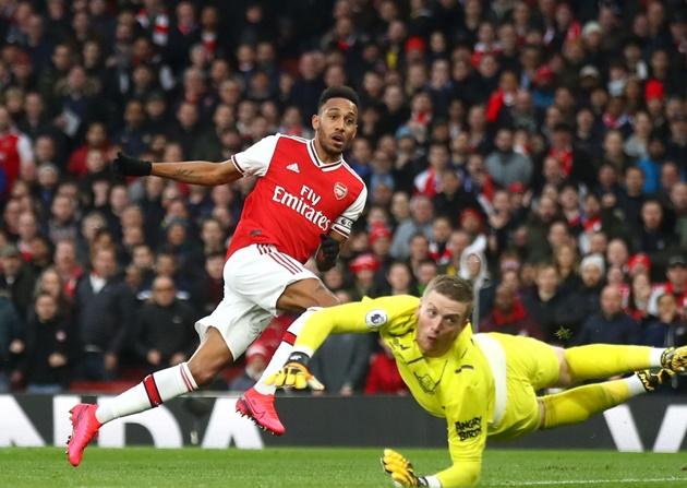 5 điểm nhấn Arsenal 3-2 Everton: Arteta tìm thấy họng pháo mới; Chủ nhà nhiều phen hú vía - Bóng Đá