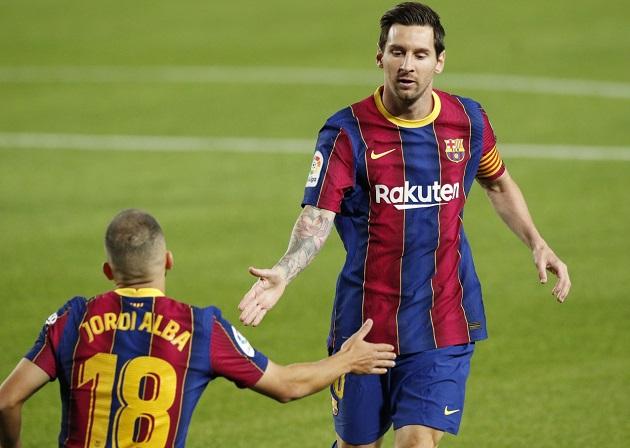 Hàng công Barca trong trận đại thắng Villarreal: Fati hay nhất - Bóng Đá