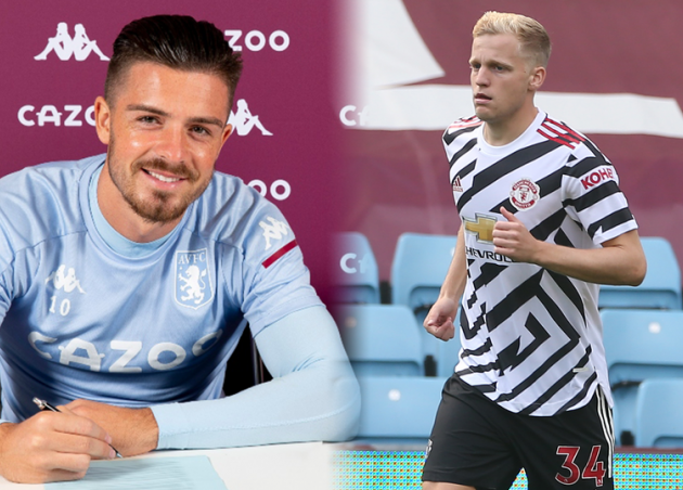 Manchester United fans make the same point after Jack Grealish signs new contract - Bóng Đá
