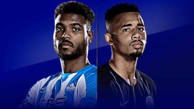 TRỰC TIẾP Huddersfield Town vs Man City: Đội hình dự kiến