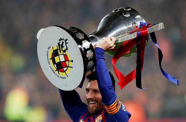 'Chấp' đối thủ chạy trước vài vòng, Messi vẫn chứng tỏ vị thế sát thủ