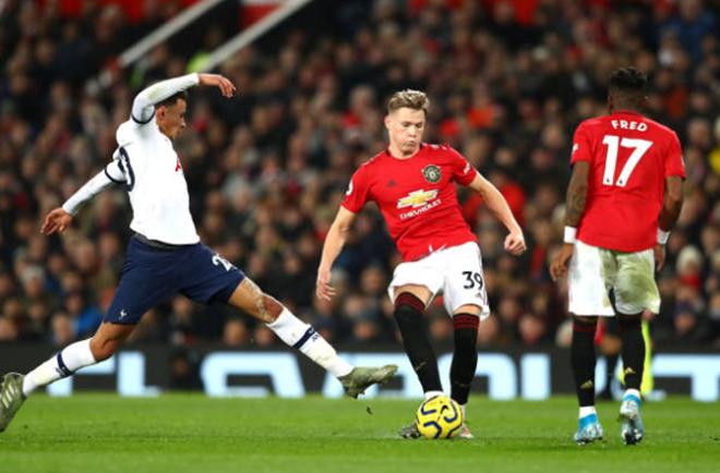 Không phải 1, Man Utd có đến 2 'Mad Dog' trong đội hình trước Tottenham