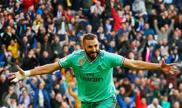 Varane 'nổ súng', Real Madrid vượt qua Barcelona chiếm vị trí số 1 La Liga - kết quả xổ số trà vinh