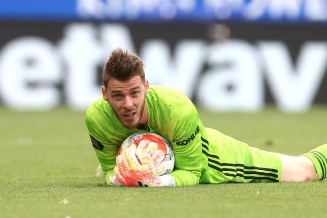 Tạo sự cạnh tranh cho De Gea, Man United nhắm 'báu vật' của Napoli