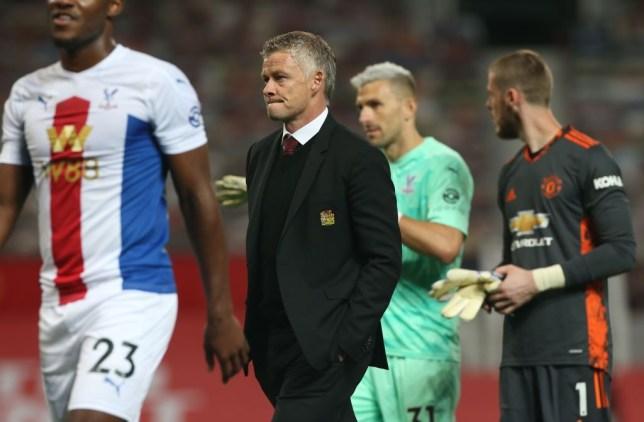 Ole nhận xét 1 câu về màn trình diễn của Van de Beek trước Palace