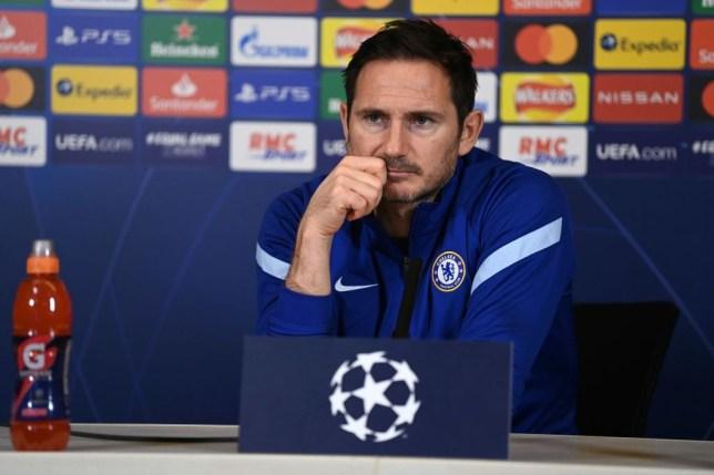 Lampard giải thích lý do loại Werner - Ziyech trước Sevilla