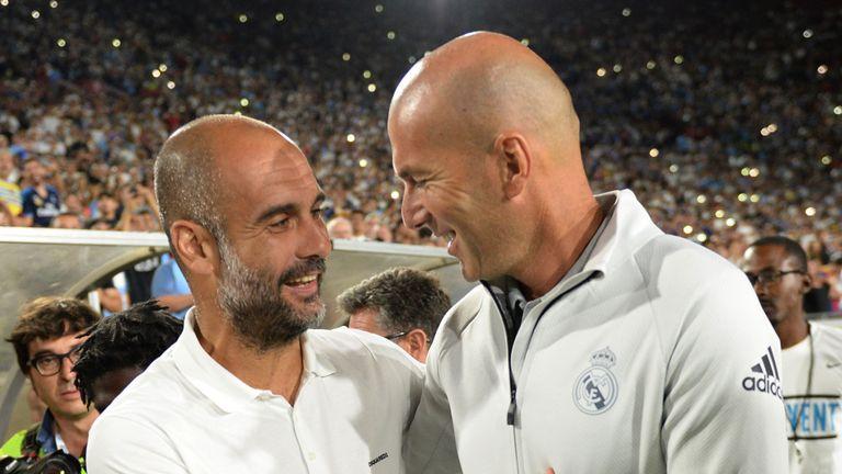 Trước thềm đụng độ Real Madrid, thuyền trưởng Guardiola nói gì? - xổ số ngày 07122019