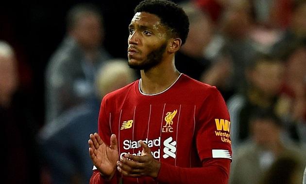 Sao Liverpool: 'Chúng tôi vẫn tự đặt mình ở cửa dưới'