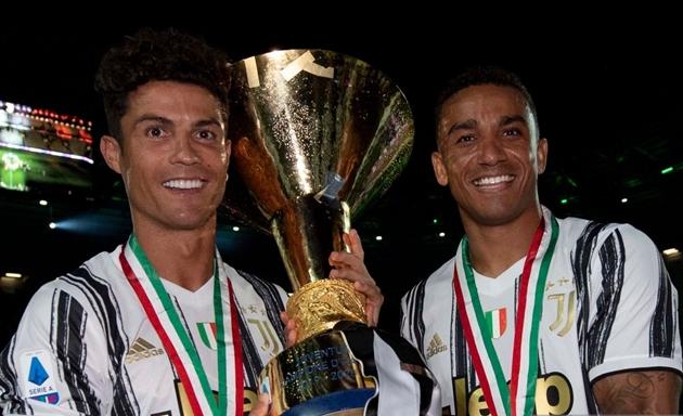 """Sao Juventus: """"Danh hiệu này xin dành tặng cho các nạn nhân COVID-19'"""