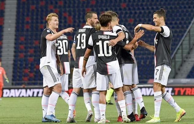 'Với những cái tên đó, Serie A đã trở lại là giải đấu hàng đầu'