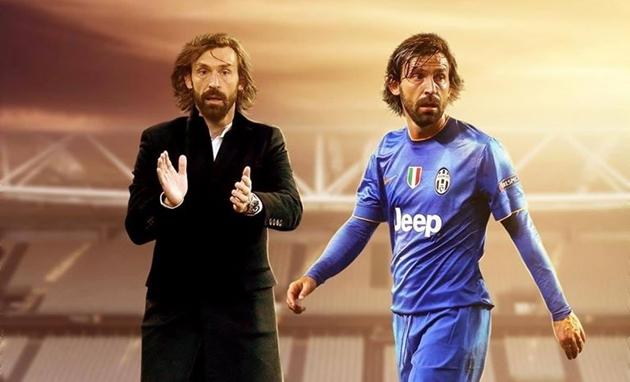 """Điều gì đã giúp Pirlo trở thành """"người được chọn"""" ở Juventus?"""