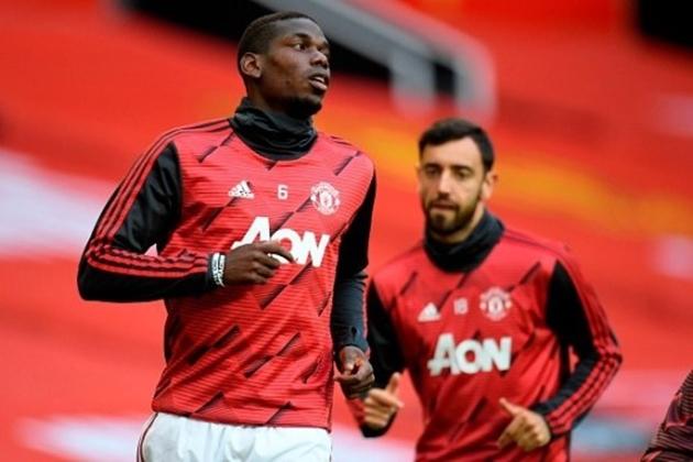 Solskjaer báo tin vui về Pogba trước trận đấu với Aston Villa
