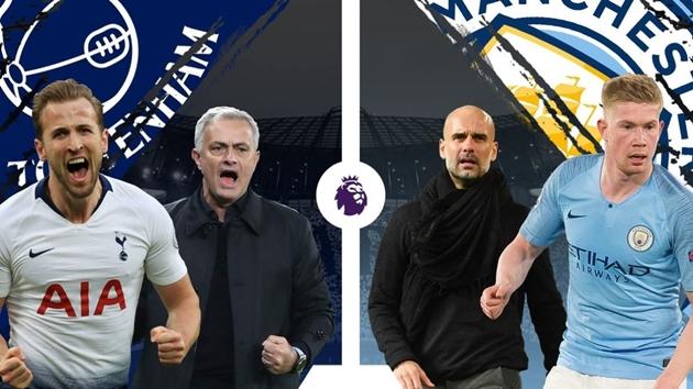 Tottenham - Man City: Mourinho 'xử đẹp' Pep Guardiola?