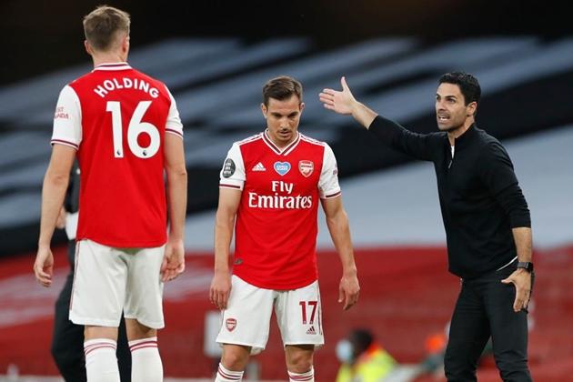 Bị Arsenal đối xử phũ, nhà vô địch EURO 2016 thừa nhận sự thật cay đắng