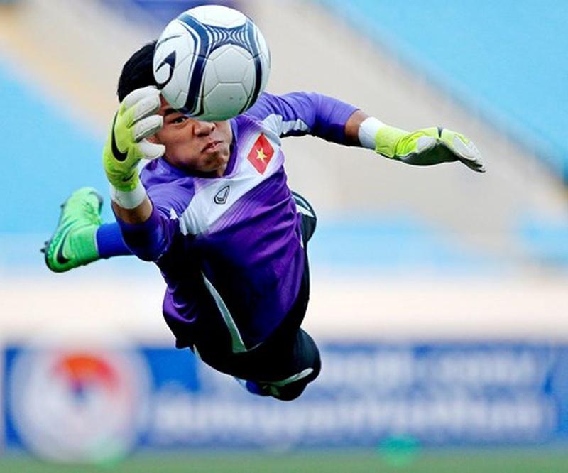 SLNA đón sự trở lại của cựu thủ môn ĐT Việt Nam
