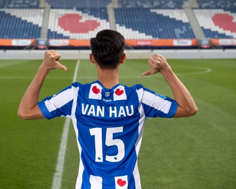HLV Lê Thụy Hải: 'Văn Hậu hoàn toàn có thể cạnh tranh suất ở SC Heerenveen'