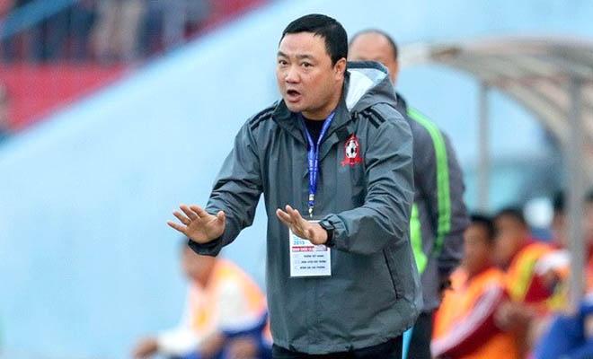 HLV Trương Việt Hoàng sẽ dẫn dắt Viettel ở mùa giải 2020