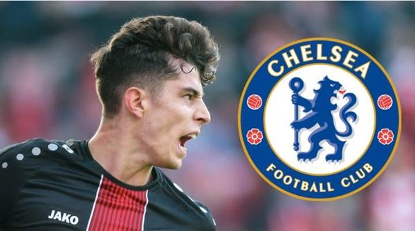 """Chủ tịch Leverkusen: """"Chúng tôi sẵn sàng bán Kai Havertz cho Chelsea"""""""
