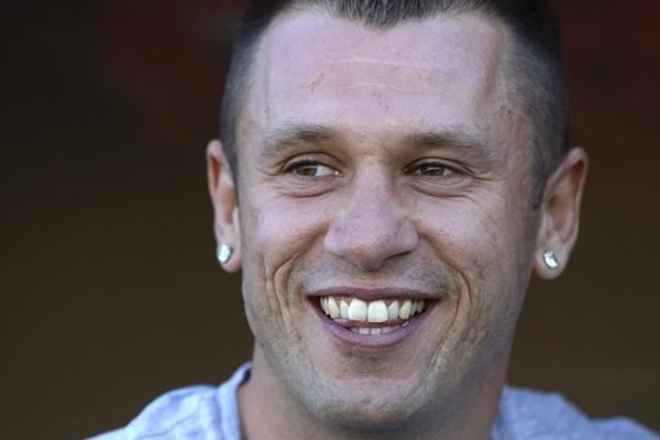 """""""Ngựa chứng"""" Cassano chỉ ra CLB sẽ chấm dứt 9 năm thống trị Serie A của Juventus"""