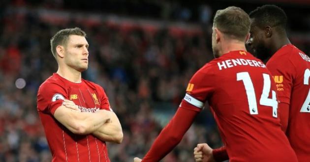 James Milner tốt hơn so với tất cả mọi người cộng lại!