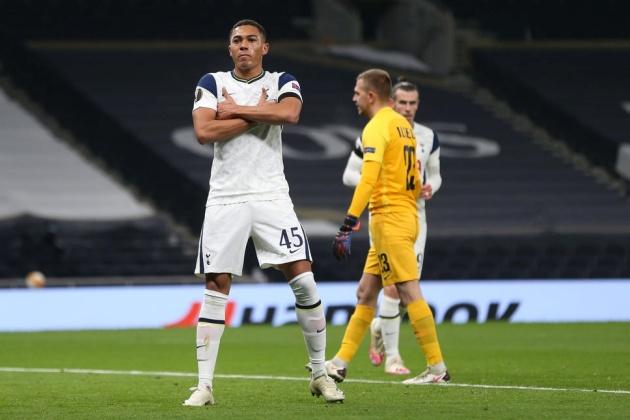 Tottenham Hotspur 4-0 Ludogorets: 5 điểm đáng chú ý