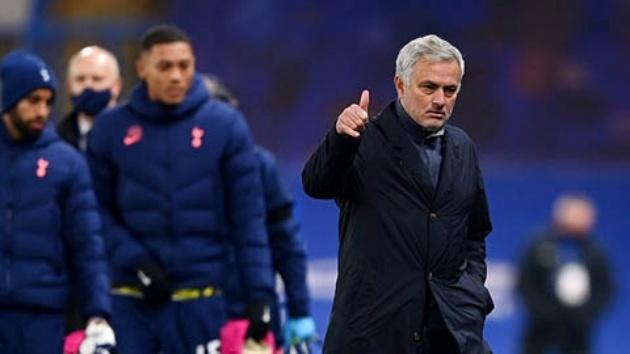 Tại sao Mourinho 'thực sự' hài lòng với 1 điểm mang về?