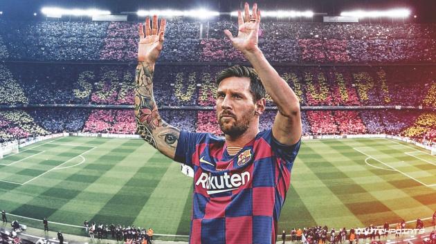 Vì sao Inter có lợi thế hơn Man City trong việc chiêu mộ Messi?