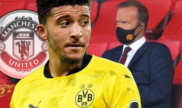 Ed Woodward ra tay, Man Utd chốt mức giá khủng ký Jadon Sancho