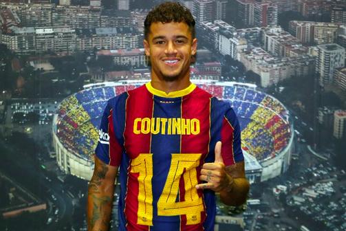 Lộ hình ảnh mới nhất, tương lai Philippe Coutinho coi như được định đoạt