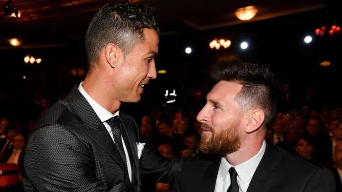 'Ronaldo & Messi vẫn là 2 cầu thủ xuất sắc nhất thế giới'