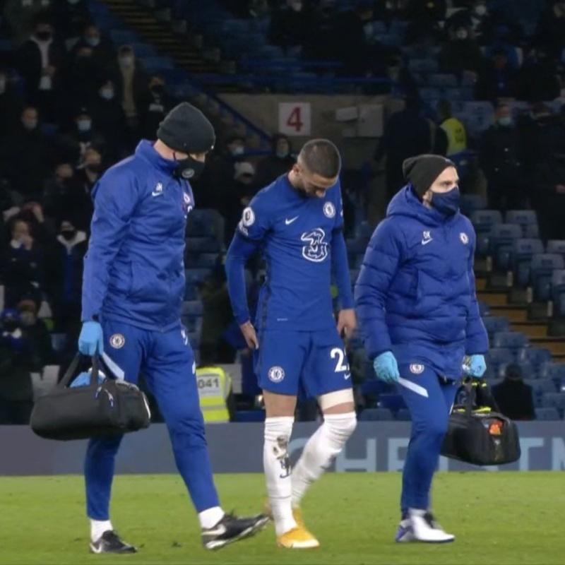 Sau trận Leeds, Chelsea gặp tổn thất quá lớn - bơi