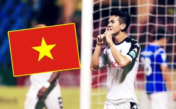 Lính mới ĐT Việt Nam tiết lộ điều khiến anh hồi hộp trước thềm King's Cup