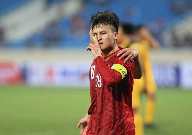 HLV Park Hang-seo tiết lộ lý do chọn Quang Hải làm đội trưởng U22 Việt Nam