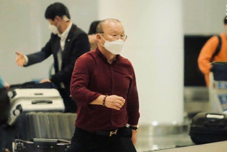Bộ Y tế lý giải việc không cách ly HLV Park Hang-seo khi trở lại Việt Nam - xổ số ngày 07122019