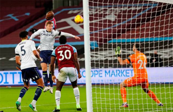Jack Grealish nổ súng, Aston Villa vẫn trắng tay trước West Ham